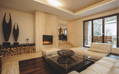 Get Set For Winter With A Luxury Fire