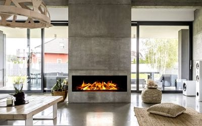 Top 8 benefits of Luxury Electric Fireplaces