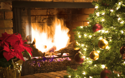 The top 10 Luxury Fires to have for Christmas