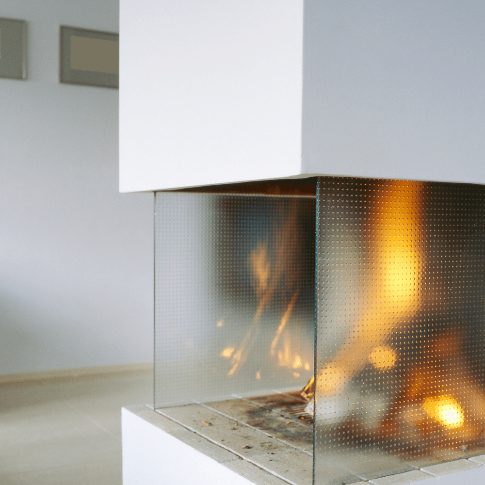 Respray and Repaint your wood burning stove
