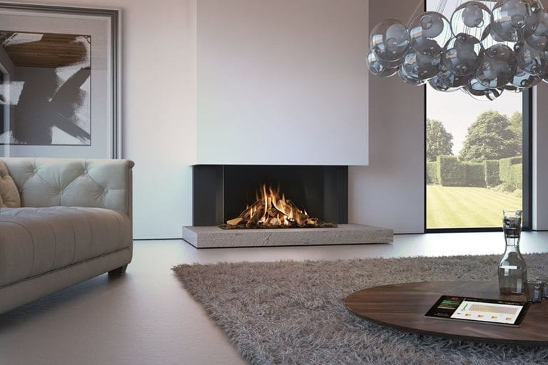 Luxury fireplaces in Manchester