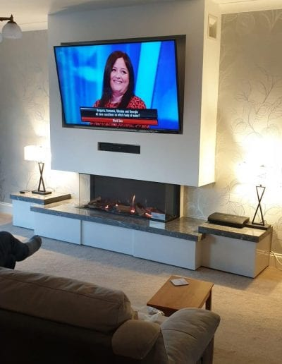 Luxury Fireplace Installation Manchester