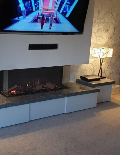 Fireplace Transformation in Manchester