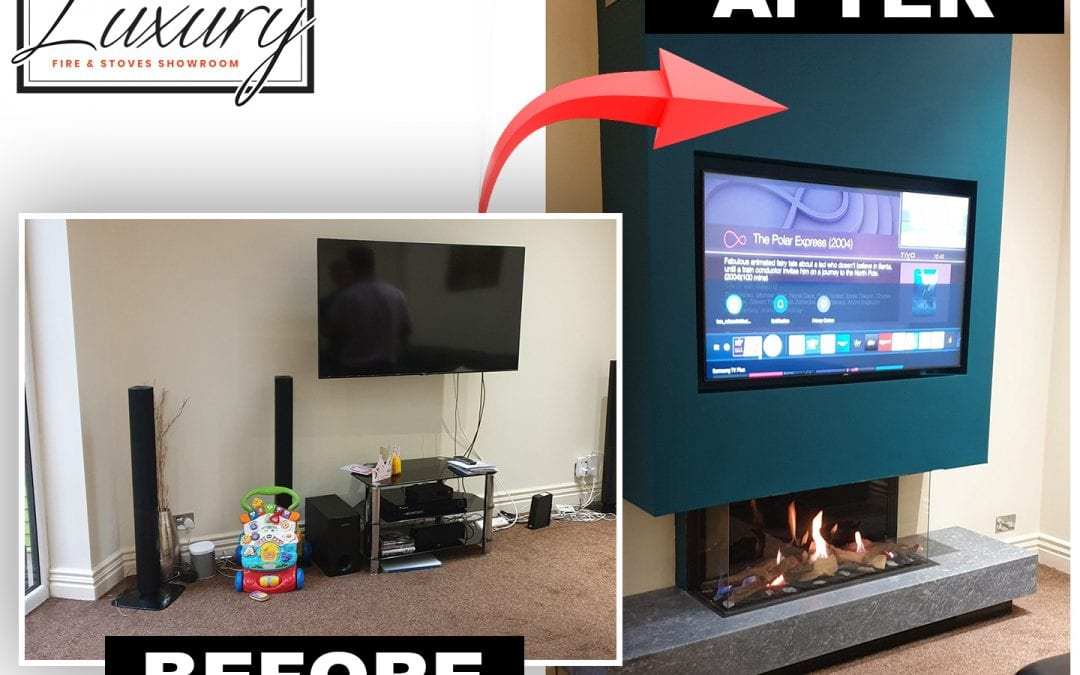Luxury fire showrooms 3 most recent transformations