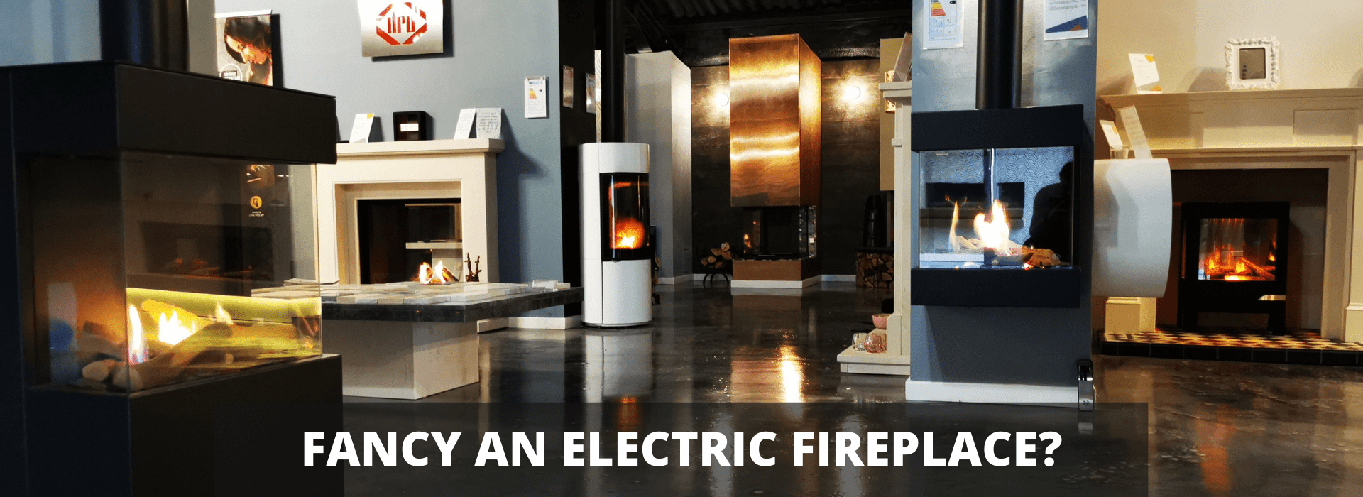 An electric fire could be perfect for your home