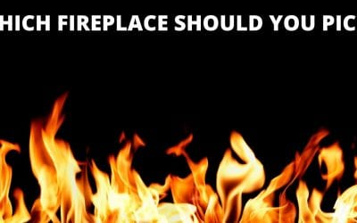 What is the best fireplace to buy? | Wood vs Electric vs Gas
