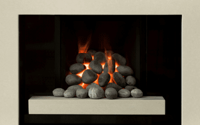 The advantages of choosing a Gas fire & fireplace!