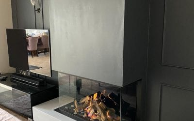 Should you get a new fireplace during Summer?