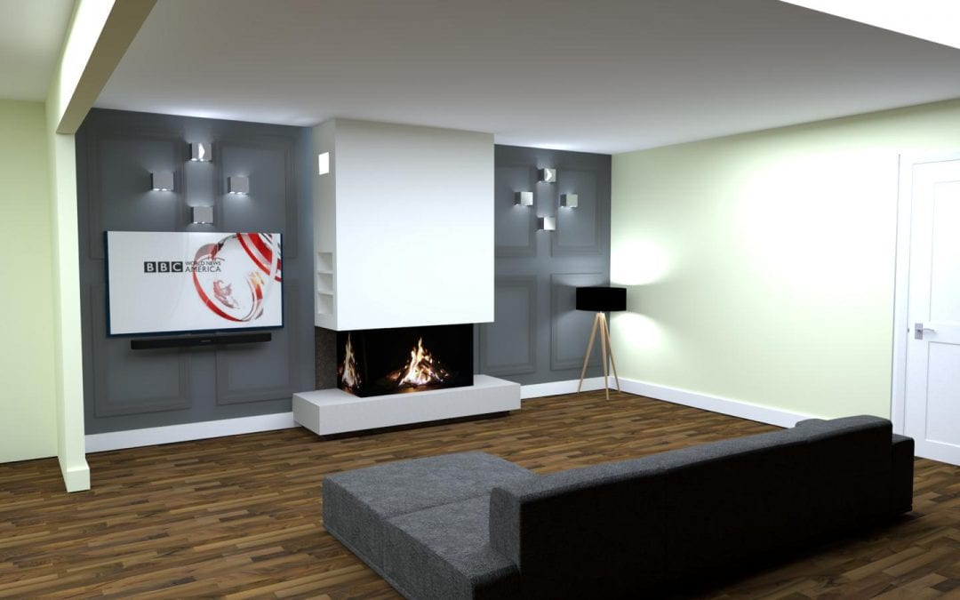Why Luxury Fire Showrooms are the easiest solution!