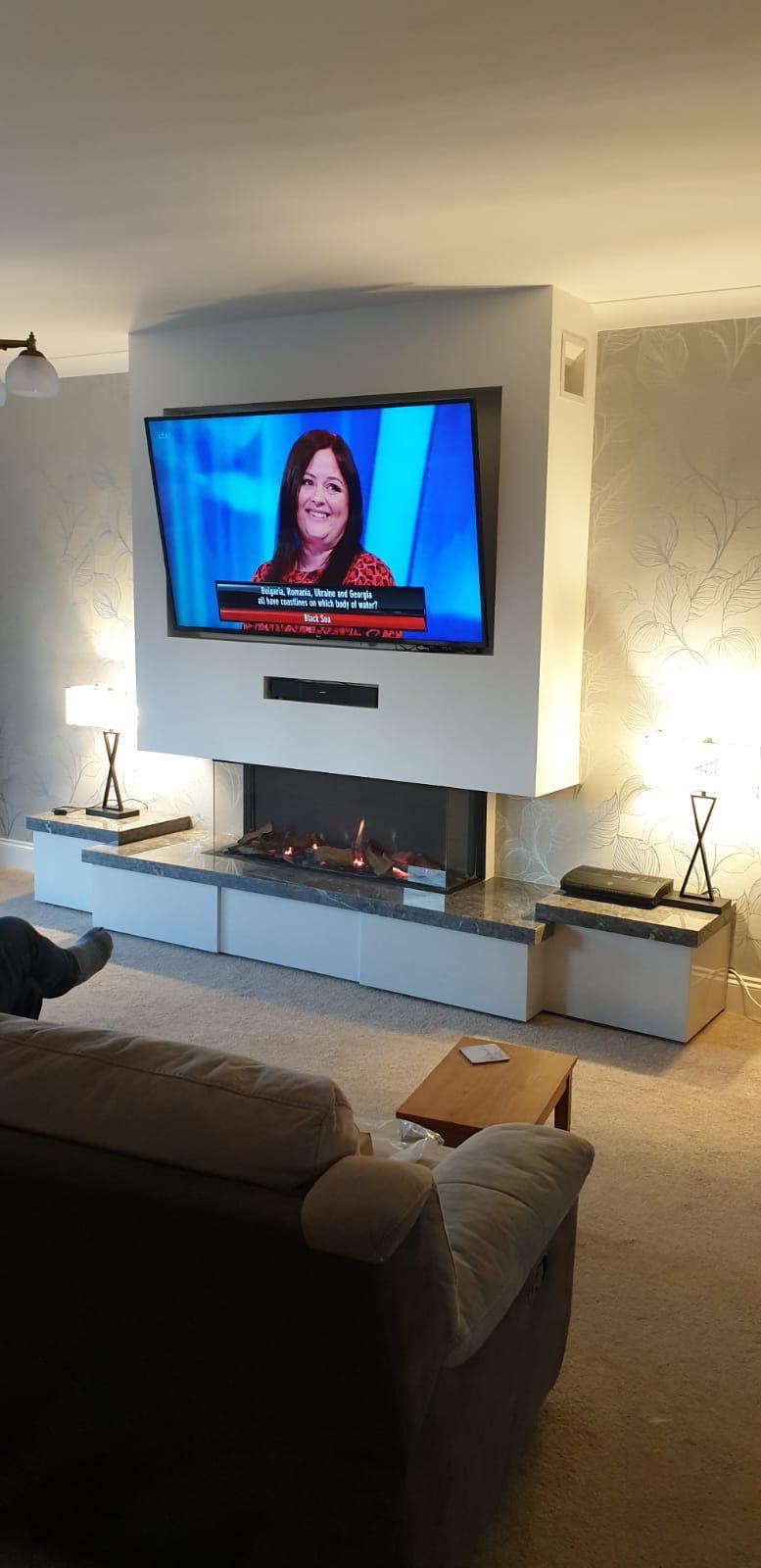 New Fireplace Installation Lancashire