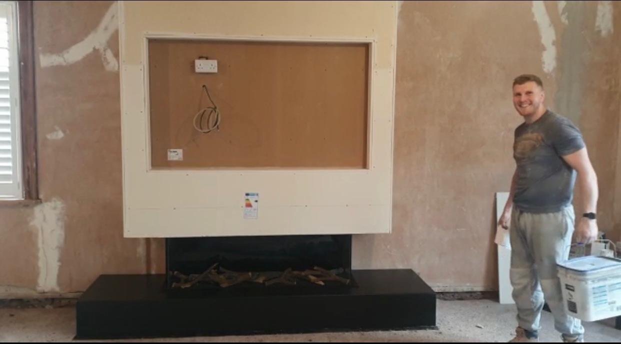 Fireplace Installation Cheshire