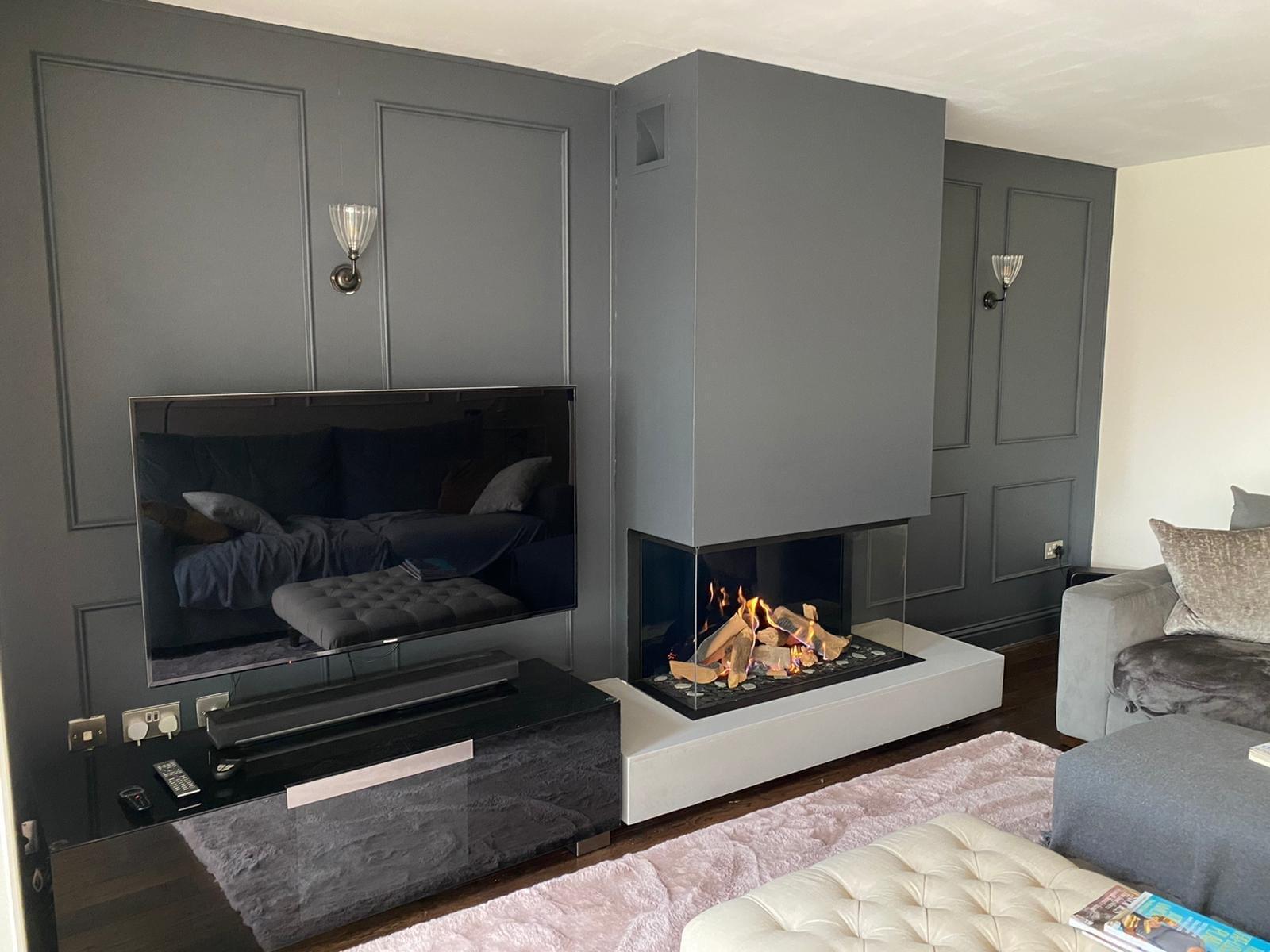 Fireplace Installation Manchester