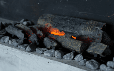 Is an electric fireplace suitable for winter?